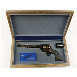 Colt Mdl SAA Cal .44-40 SN:SA51716