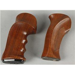 Contender Left Handed Wooden Grips