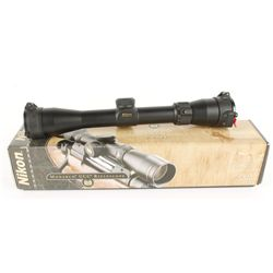 Nikon Monarch 2-7 x 32 Rifle Scope