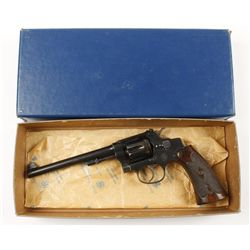 Smith & Wesson Mdl B.22/32 Cal .22LR SN:483846