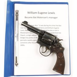 Smith & Wesson Mdl Hand Ejector Cal .32 WCF SN: 80