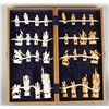 Pre-Ban Ivory Chess Set
