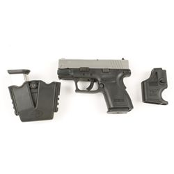 Springfield Mdl XD40 Cal 40 S&W SN: US45434201