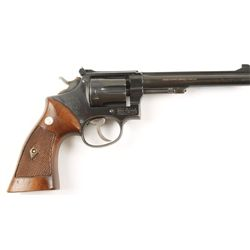Smith & Wesson Mdl K-22 Cal .22LR SN: K129892