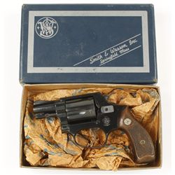 Smith & Wesson Mdl 36 Cal .38spl SN:404371