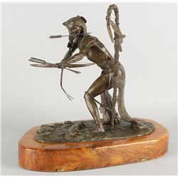 Fine Art Bronze by Randy Steffen