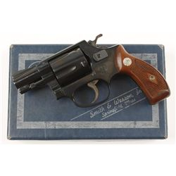 Smith & Wesson Mdl 36 Cal .38spl SN:389220