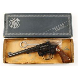 Smith & Wesson Mdl 35 Cal .22LR SN:M54065