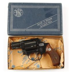Smith & Wesson Mdl 36 Cal .38spl SN:343214