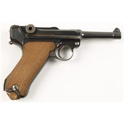 Luger Mdl Commercial 1920 Cal 7.65mm SN: 7002