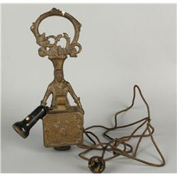 Bluch Company Antique Cigar Lighter
