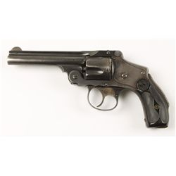 Smith & Wesson Safety 4th Mdl Cal .38 SN: 210830