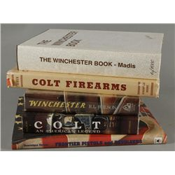 Lot of 5 Gun Related Books