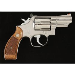 Smith & Wesson Mdl 66-1 Cal .357 mag SN: 25K5988