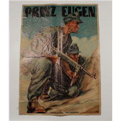 German World War II Waffen SS Prinz