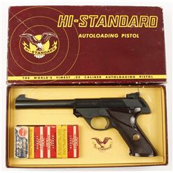 High Standard Mdl Supermatic Cal .22LR SN:887892