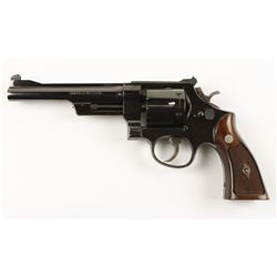 Smith & Wesson Pre-Model 27 Cal.357 Mag SN:84391