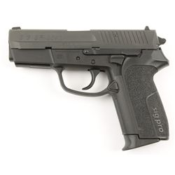 Sig Pro Mdl SP2340 Cal .40S&W SN:SP0078436