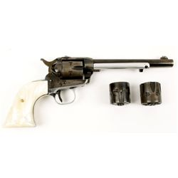 Ruger Mdl Single Six Cal .22 SN:368083