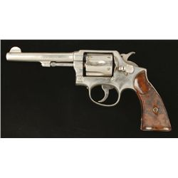 Smith & Wesson Mdl Victory Cal .38S&W SN: V185137