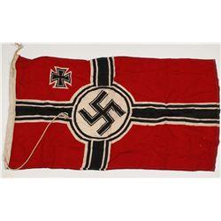 German World War II Combat Battle Flag.