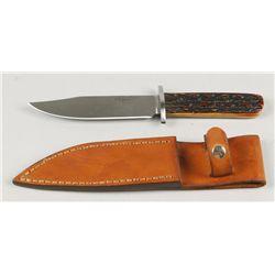 Custom Made BF Quonek Knife