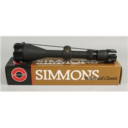 Simmons Whitetail Classic Scope 3.5-10X50MM