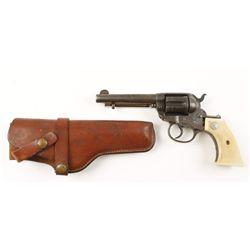 Colt Mdl 1877 Cal .38 SN: 133340
