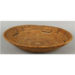 Large Mission Basketry Tray