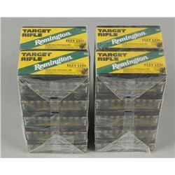 Lot of 20 Boxes Remington Target Rifle Ammo