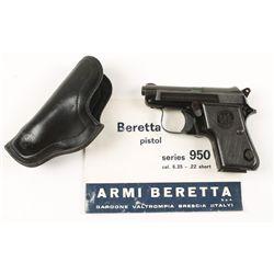 Beretta Mdl 950 B Cal .22S SN:C91328