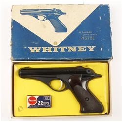 Whitney Mdl Wolverine Cal .22 SN:3572
