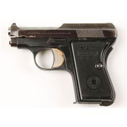 Beretta Mdl 1919 Cal 6.35mm SN: 44477C