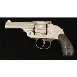 Iver Johnson Mdl Top Break Cal .38 SN: 7392
