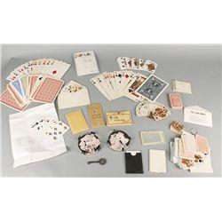 Magician Trick Card Set