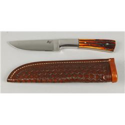 Custom Made Steve Holsteader Knife