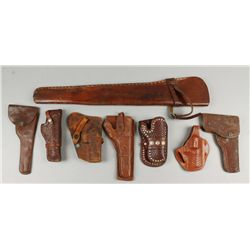 Western Holster Lot