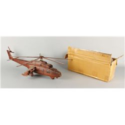Wooden Helicopters (2)
