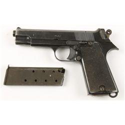 M.A.C. Mdl 1935 S Cal 7.65mm SN:B19278