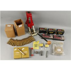 Lot of .50 BMG Components