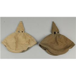 WWI Nazi Pickle Hobs Canvas Helmet Covers