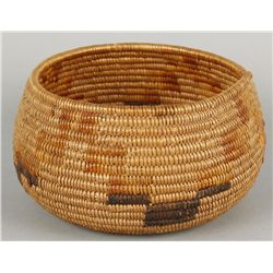 Mission Cahuilla Basketry Bowl