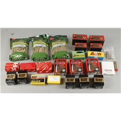 Lot of 375 H & H Reloading Components