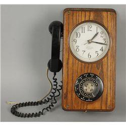 Antique International Time Recording Company