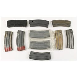 Lot of AR-15 Mags