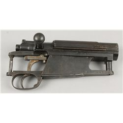 Mauser Mdl Siamese Reciever Action Only SN: 556