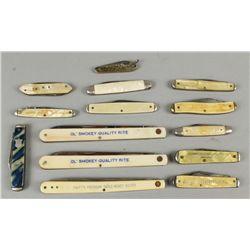 14 Collectors Knives