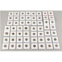 Nickel Coin Lot