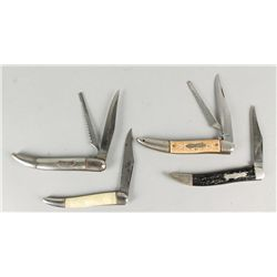 Four Knives Including
