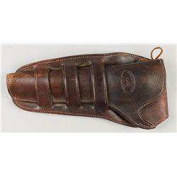 Classic Old West Style Leather Leather Holster